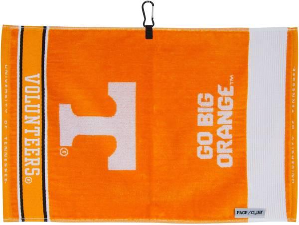 Team Effort Tennessee Volunteers Face/Club Jacquard Golf Towel product image