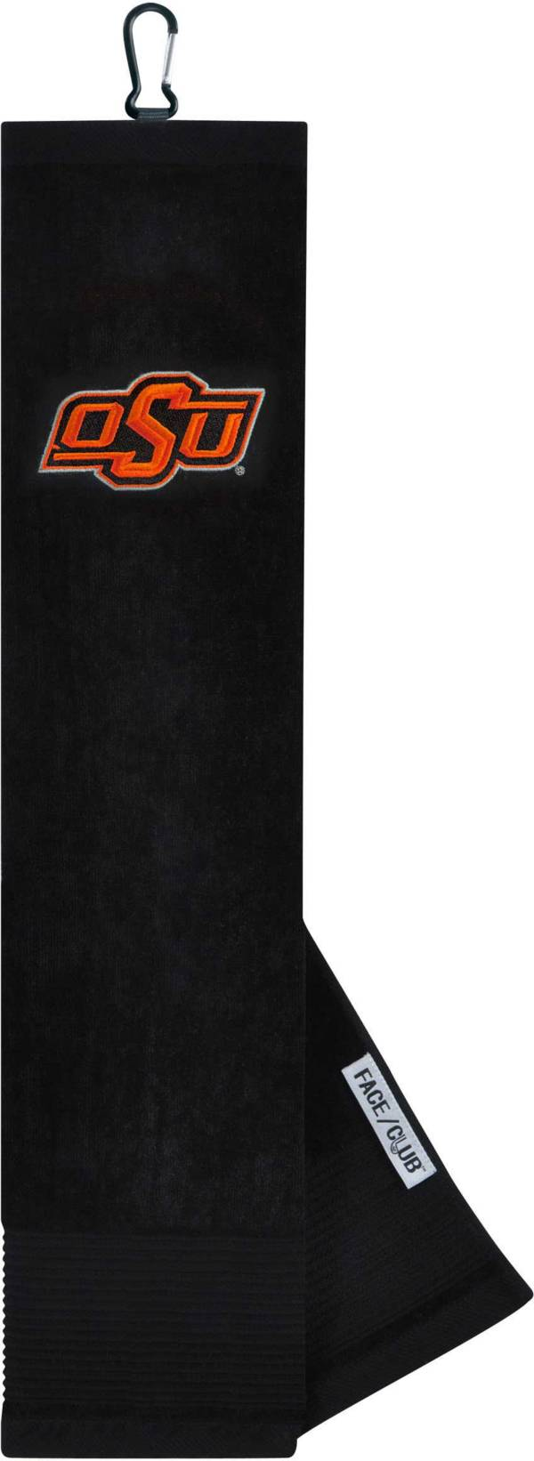 Team Effort Oklahoma State Cowboys Embroidered Face/Club Tri-Fold Towel product image