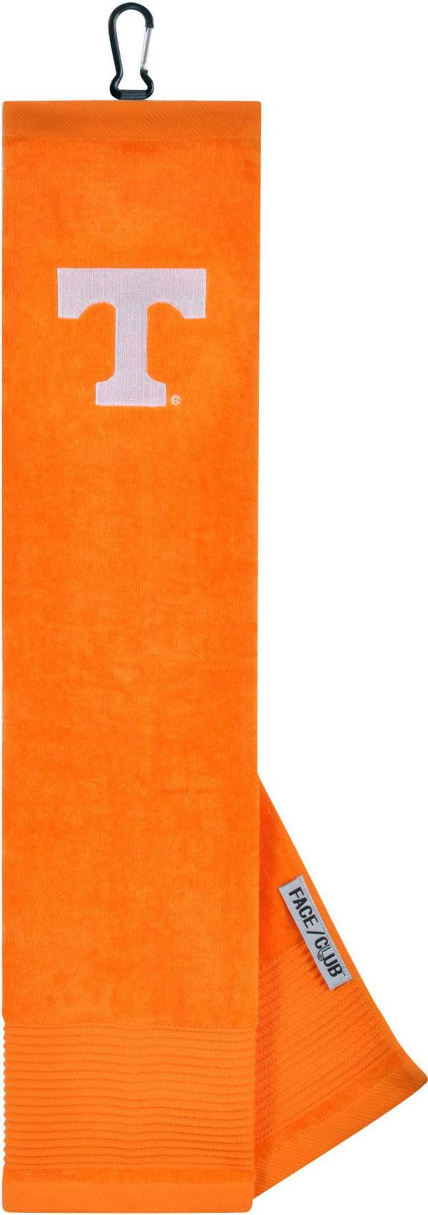 Team Effort Tennessee Volunteers Embroidered Face/Club Tri-Fold Towel product image