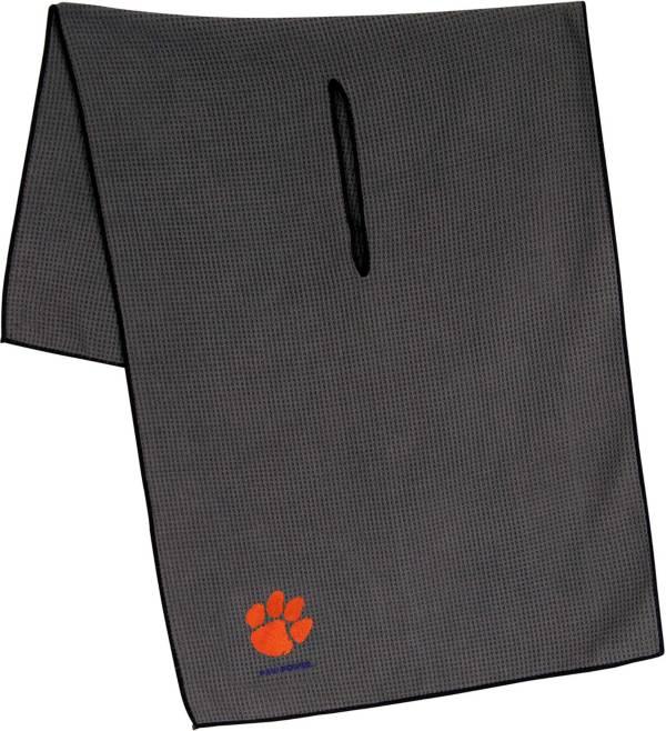 "Team Effort Clemson Tigers 19"" x 41"" Microfiber Golf Towel product image"
