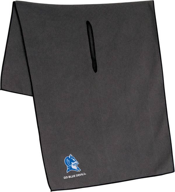 "Team Effort Duke Blue Devils 19"" x 41"" Microfiber Golf Towel product image"