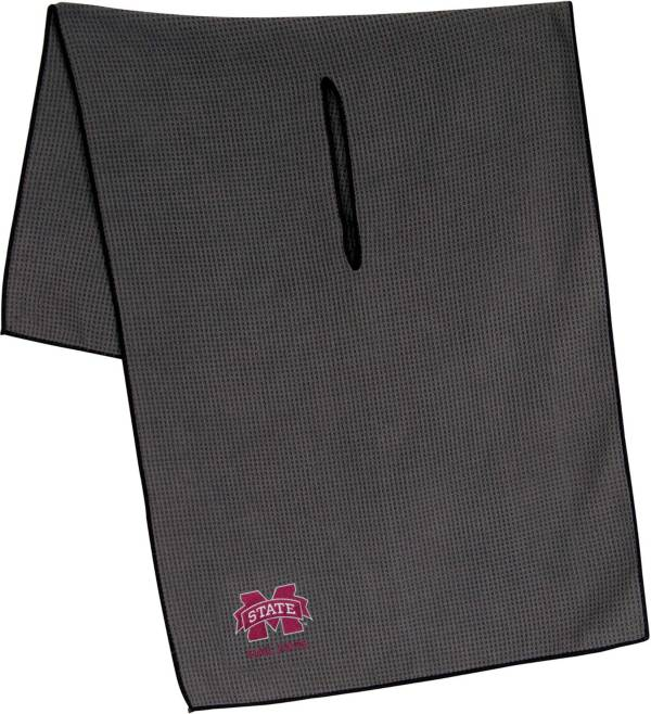 "Team Effort Mississippi State Bulldogs 19"" x 41"" Microfiber Golf Towel product image"