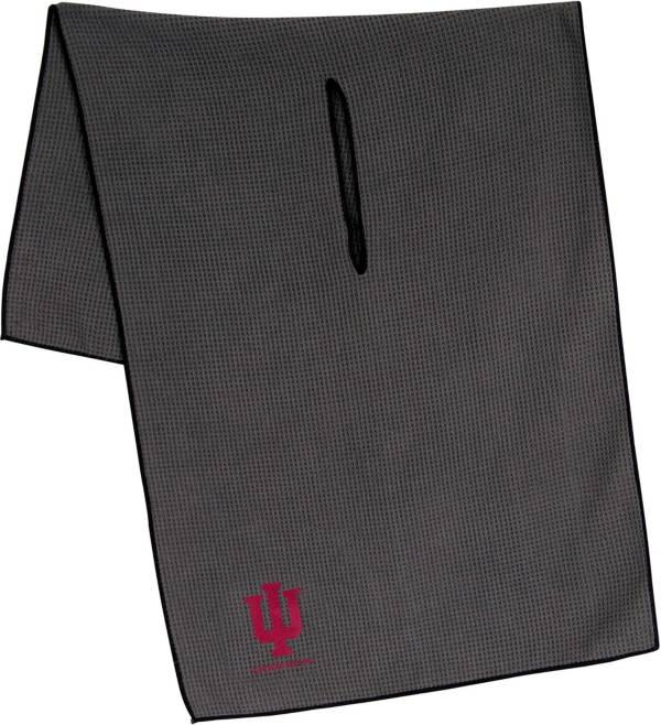 """Team Effort Indiana Hoosiers 19"""" x 41"""" Microfiber Golf Towel product image"""