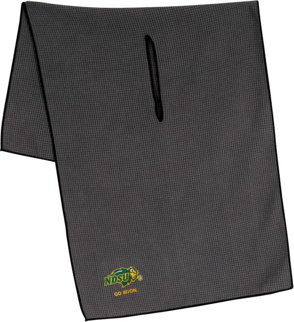 "Team Effort North Dakota State Bison 19"" x 41"" Microfiber Golf Towel product image"