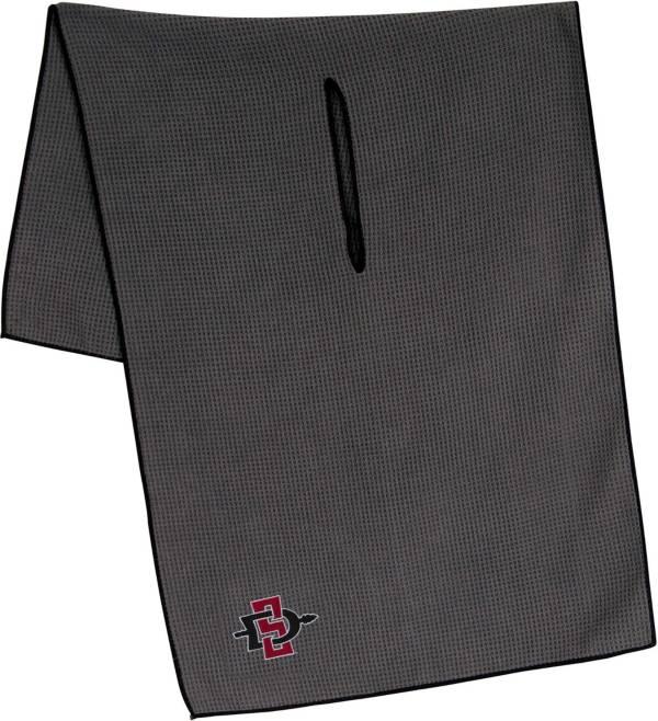 "Team Effort San Diego State Aztecs 19"" x 41"" Microfiber Golf Towel product image"