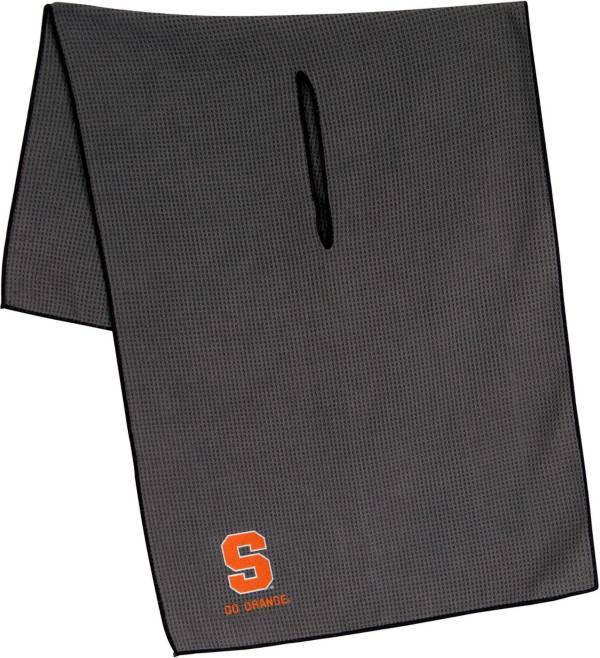 """Team Effort Syracuse Orange 19"""" x 41"""" Microfiber Golf Towel product image"""