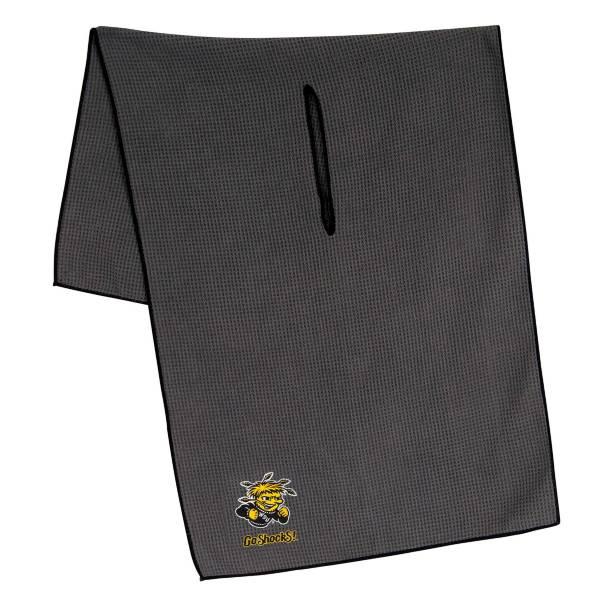 "Team Effort Wichita State Shockers 19"" x 41"" Microfiber Golf Towel product image"