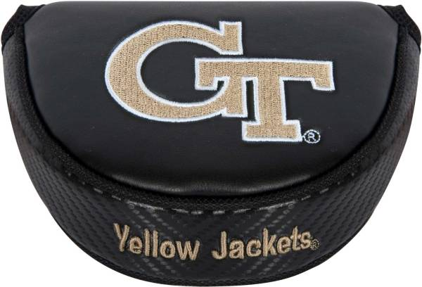 Team Effort Georgia Tech Yellow Jackets Mallet Putter Headcover product image