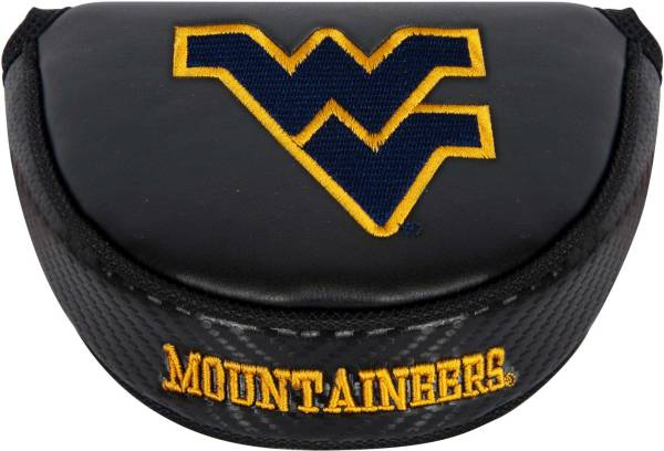 Team Effort West Virginia Mountaineers Mallet Putter Headcover product image