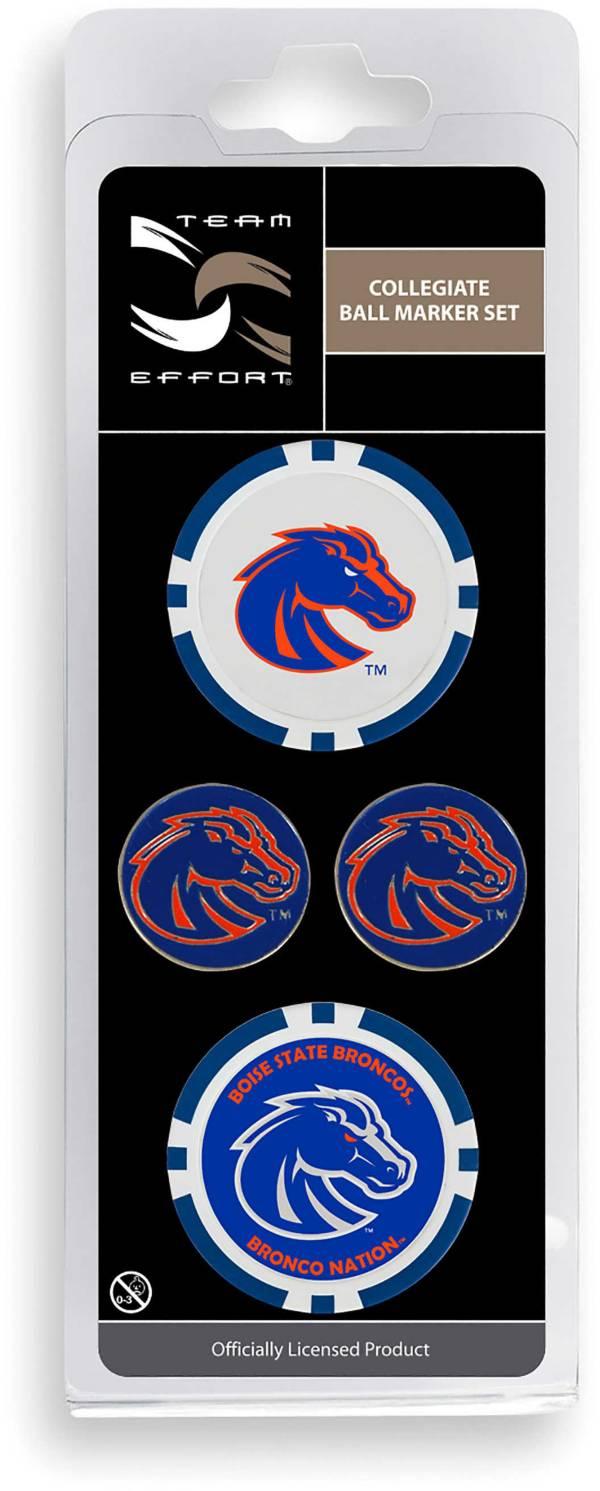 Team Effort Boise State Broncos Ball Marker Set product image
