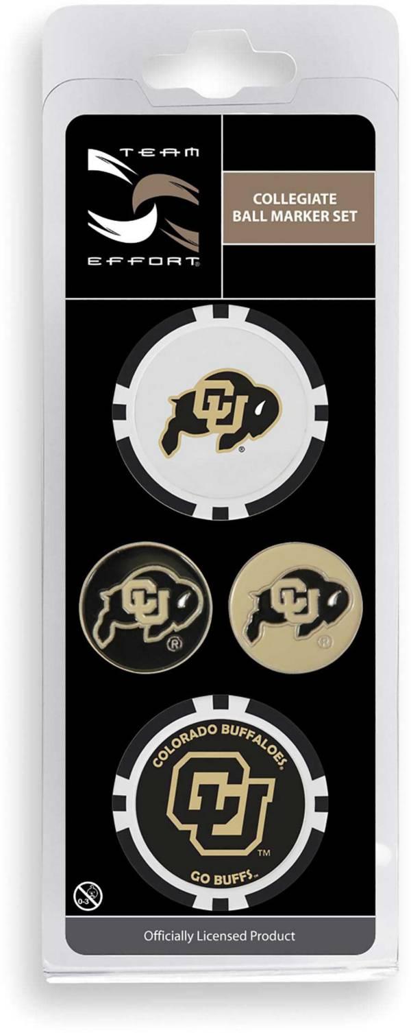 Team Effort Colorado Buffaloes Ball Marker Set product image