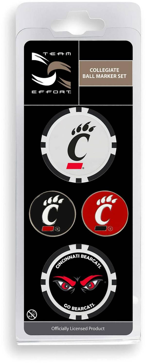 Team Effort Cincinnati Bearcats Ball Marker Set product image