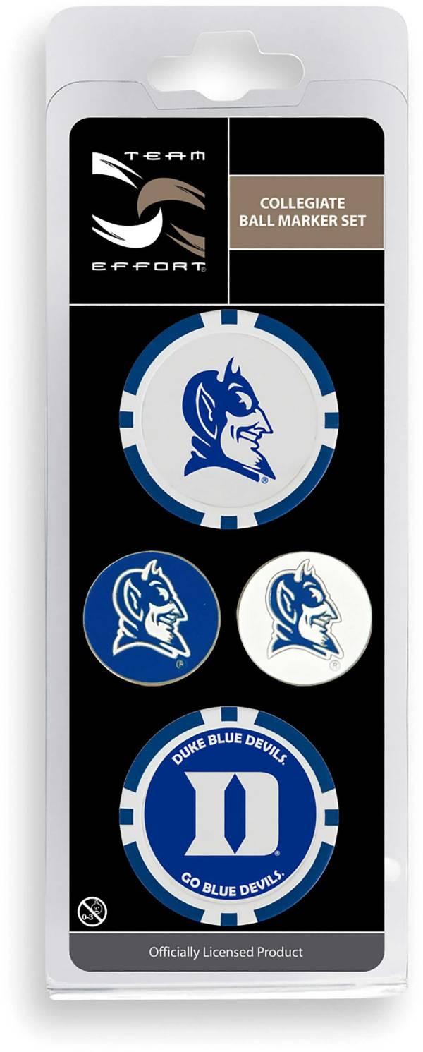 Team Effort Duke Blue Devils Ball Marker Set product image