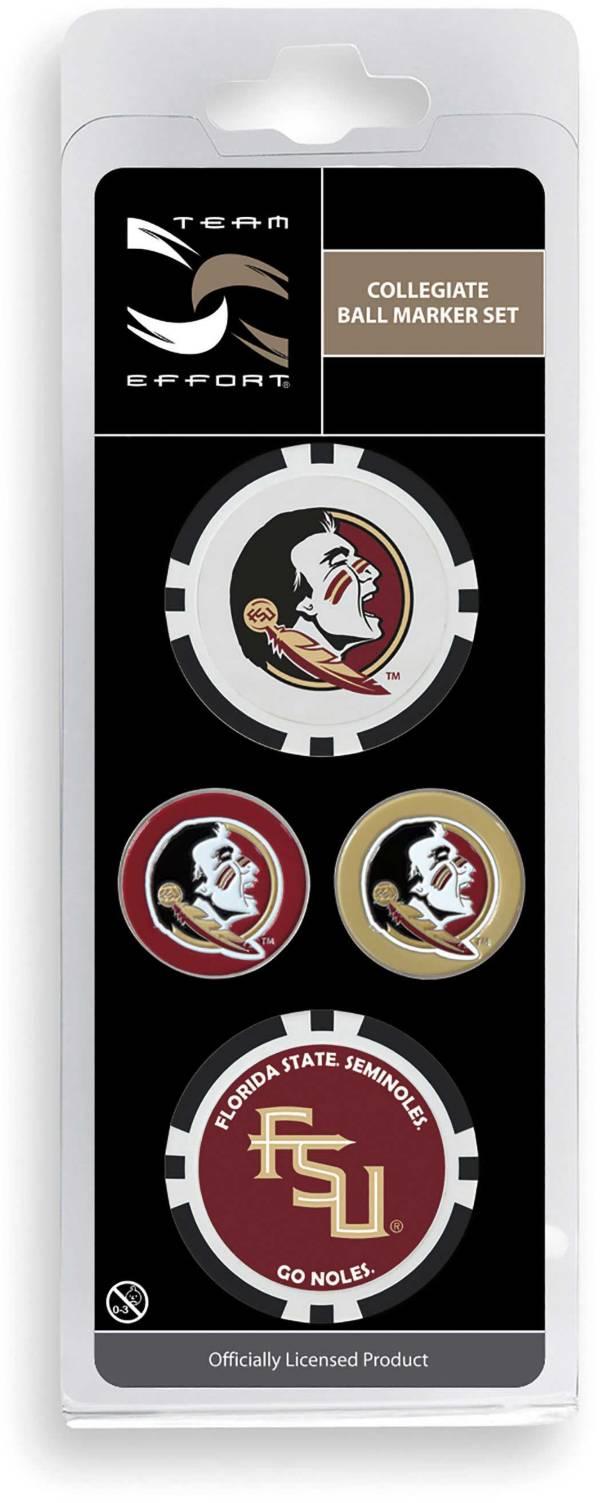 Team Effort Florida State Seminoles Ball Marker Set product image