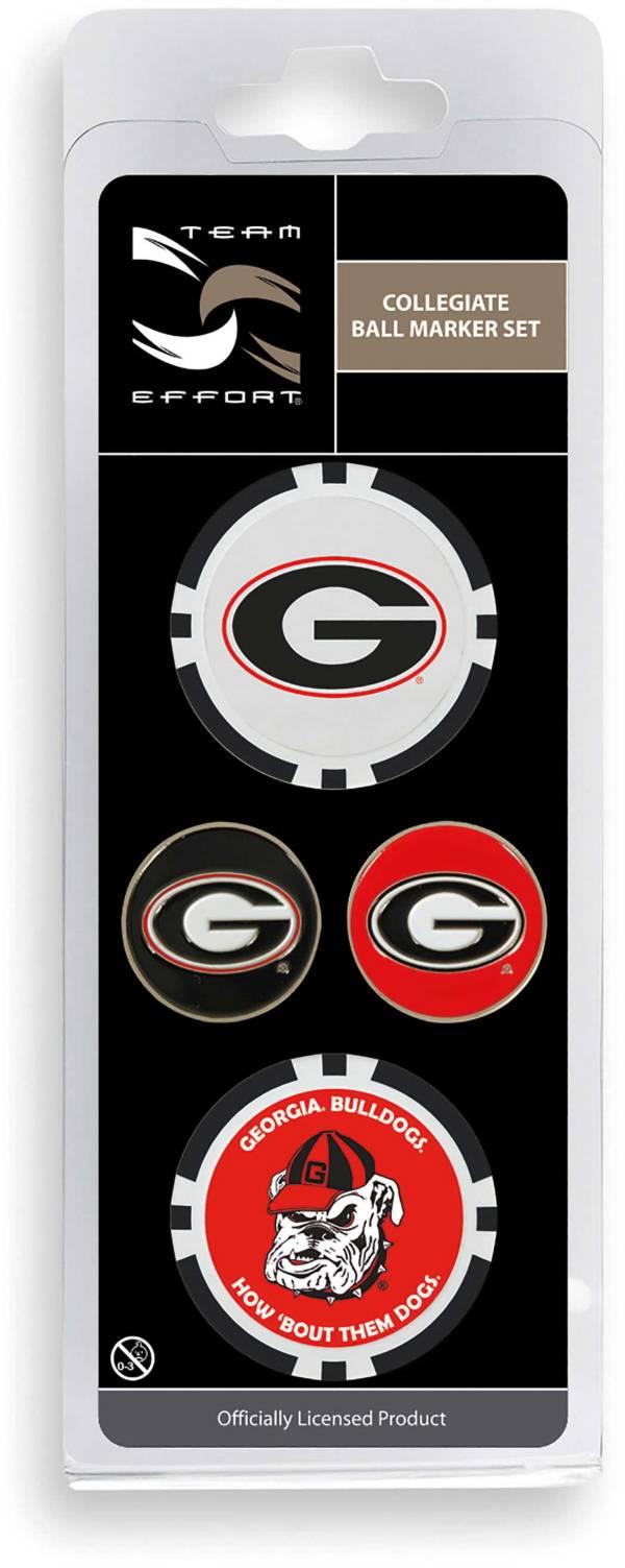 Team Effort Georgia Bulldogs Ball Marker Set product image