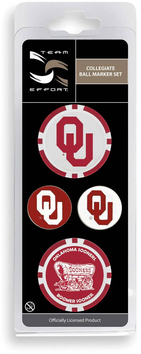 Team Effort Oklahoma Sooners Ball Marker Set product image
