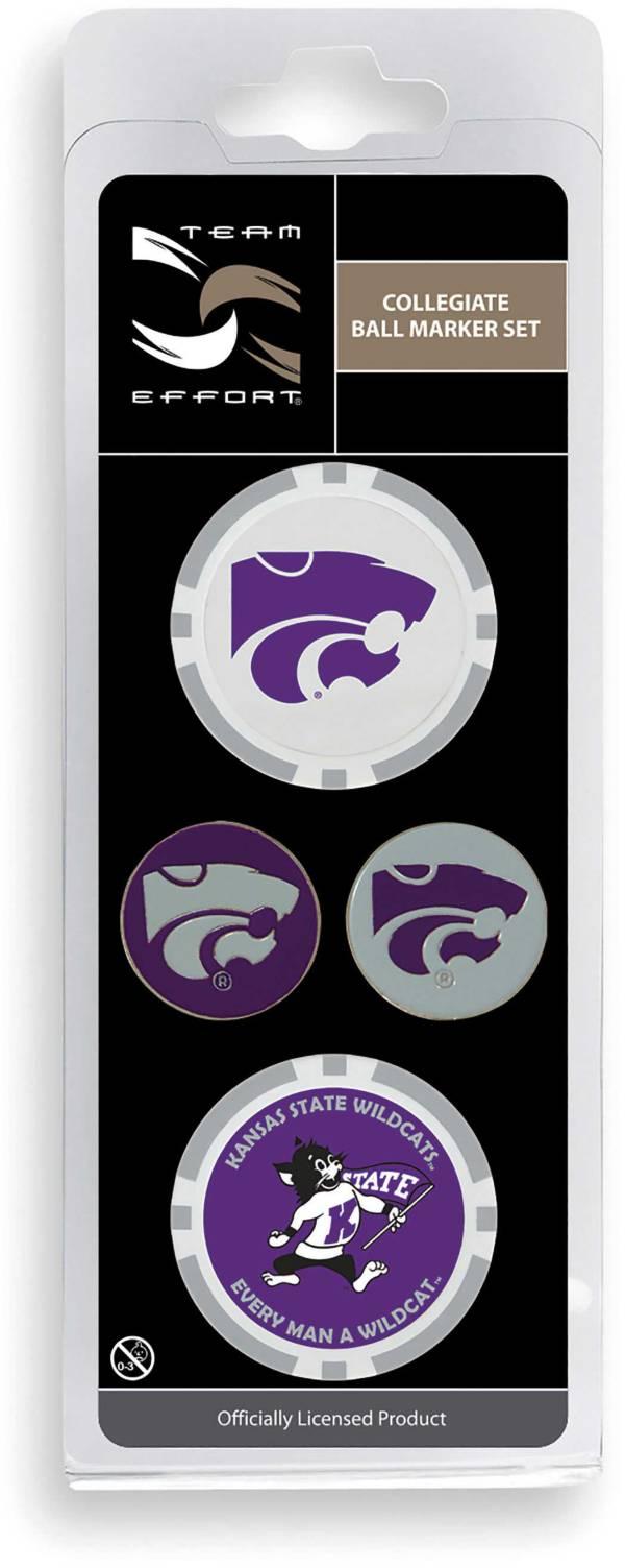 Team Effort Kansas State Wildcats Ball Marker Set product image
