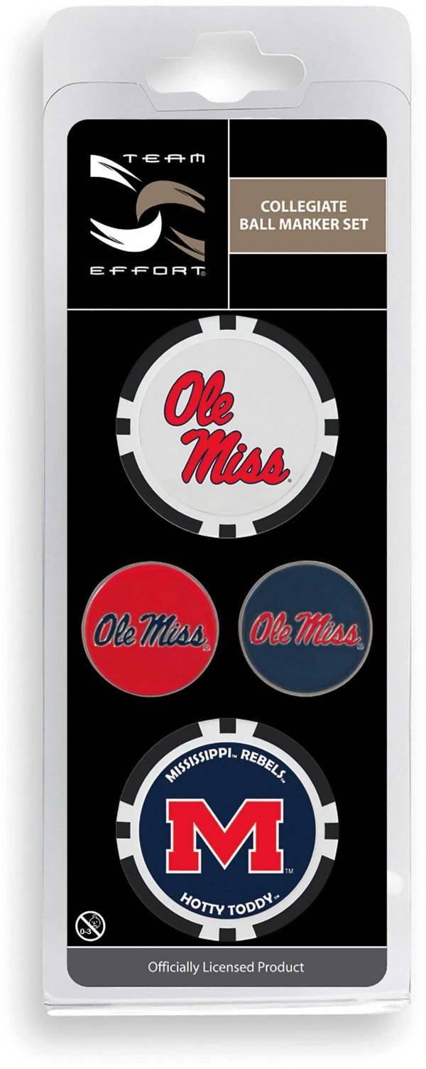 Team Effort Ole Miss Rebels Ball Marker Set product image