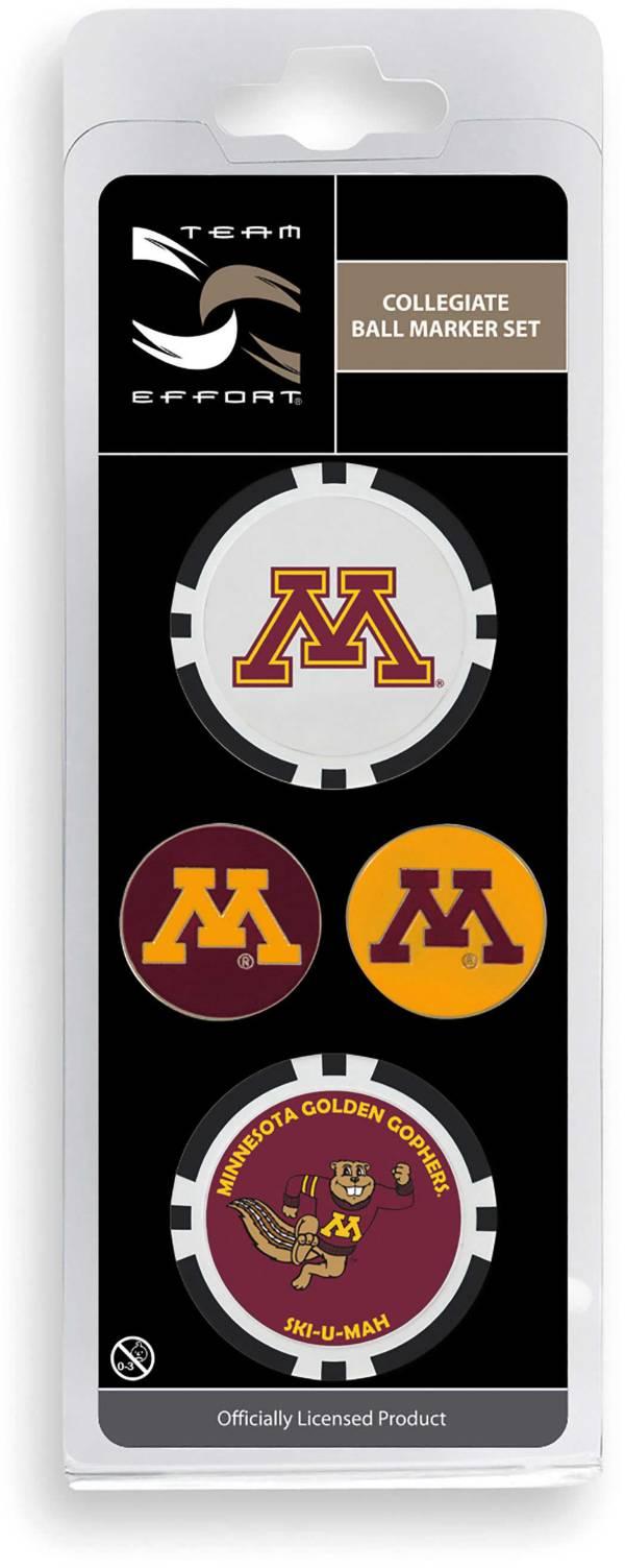 Team Effort Minnesota Golden Gophers Ball Marker Set product image