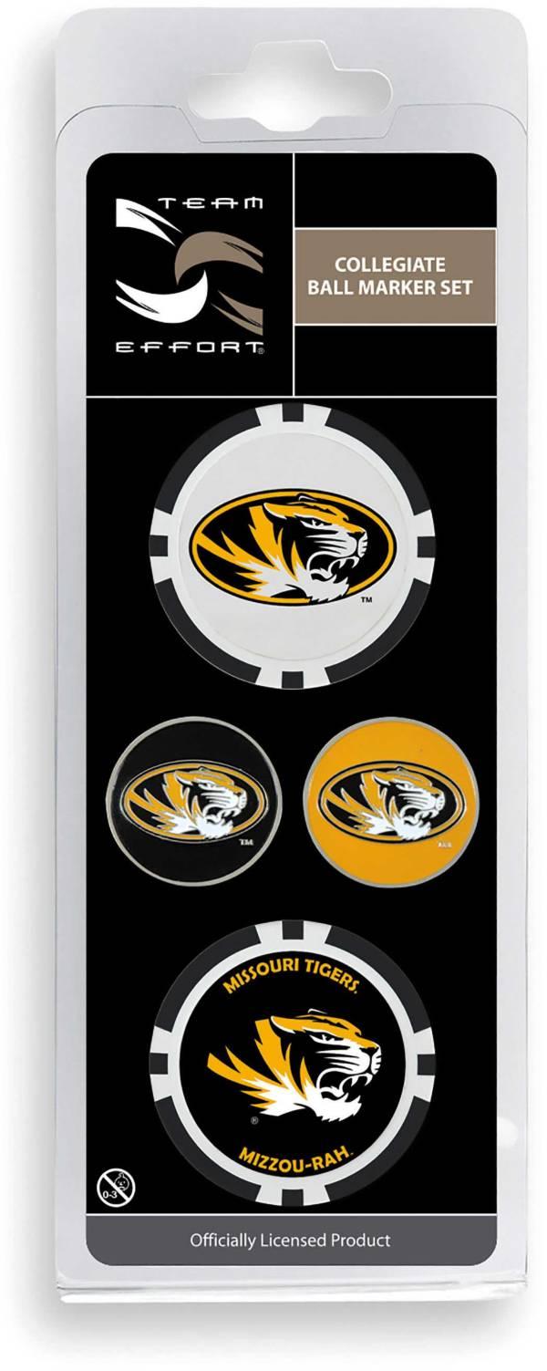 Team Effort Missouri Tigers Ball Marker Set product image