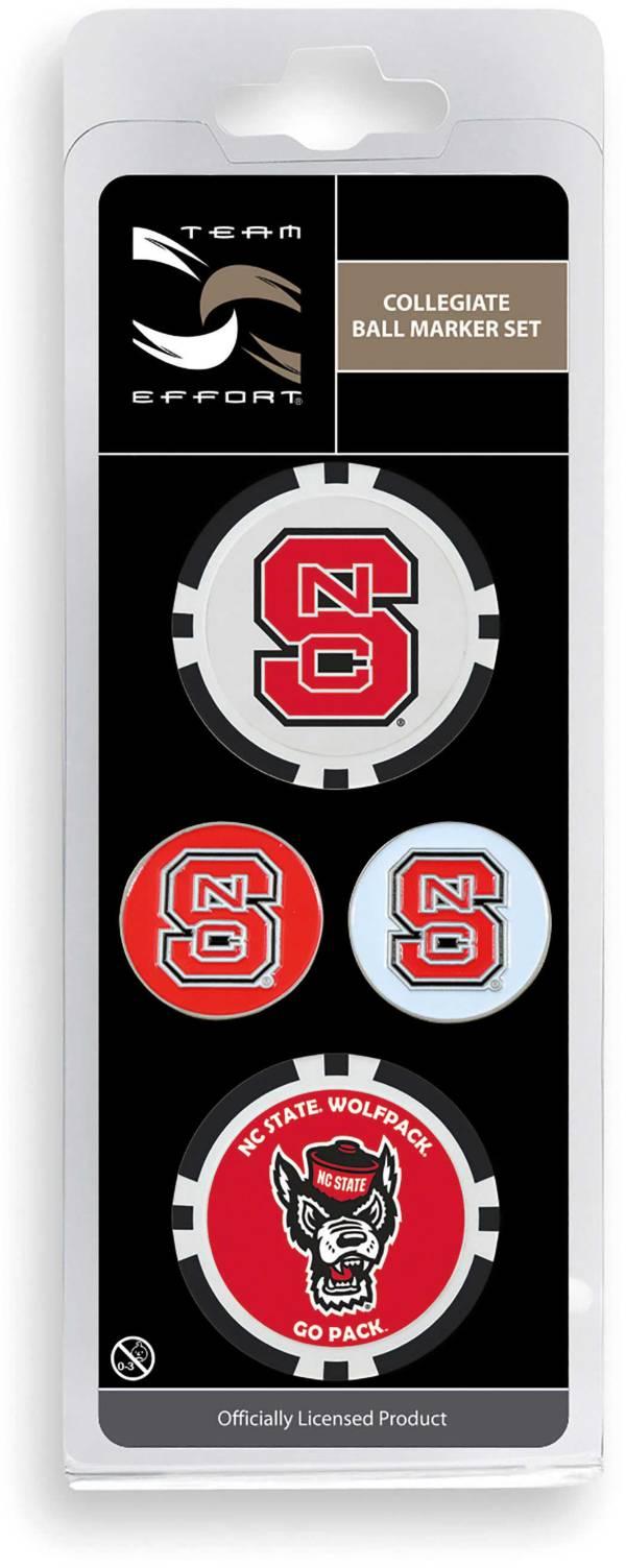Team Effort NC State Wolfpack Ball Marker Set product image