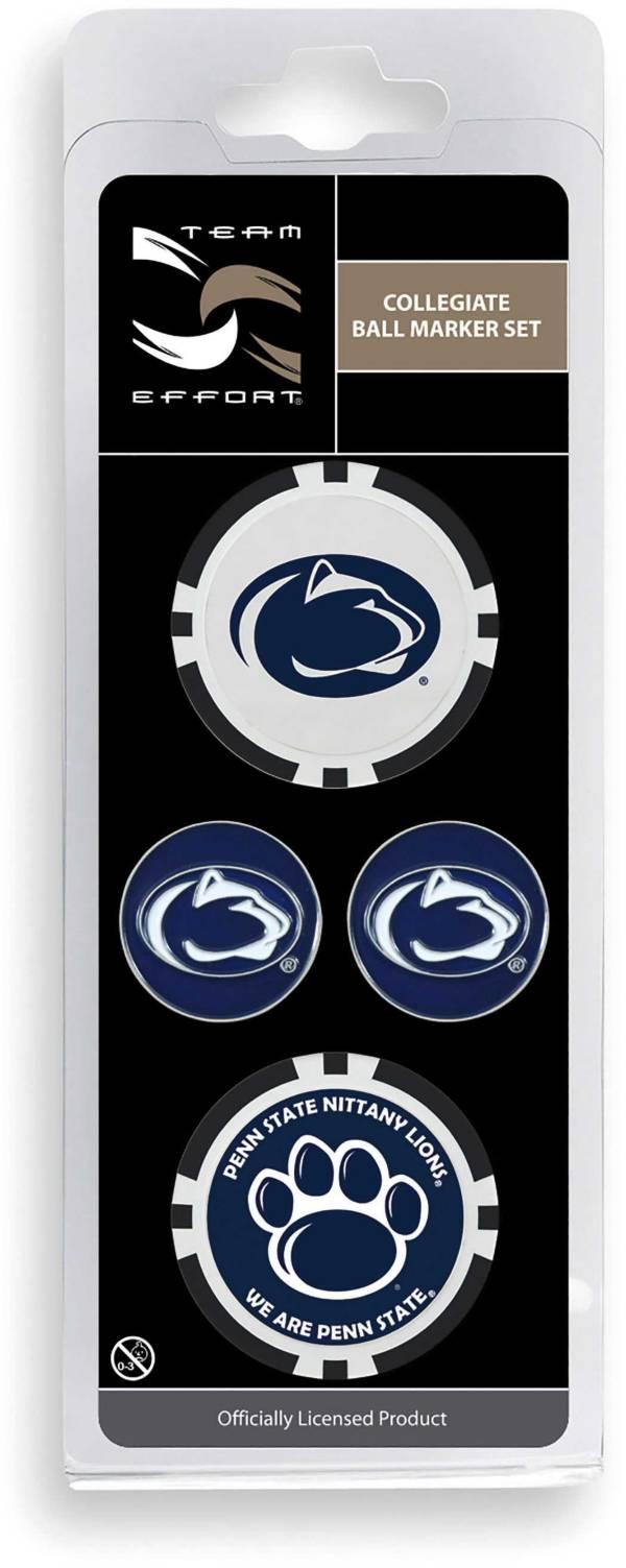 Team Effort Penn State Nittany Lions Ball Marker Set product image