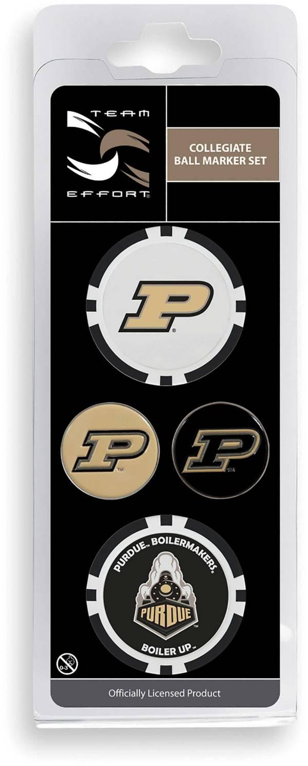 Team Effort Purdue Boilermakers Ball Marker Set product image