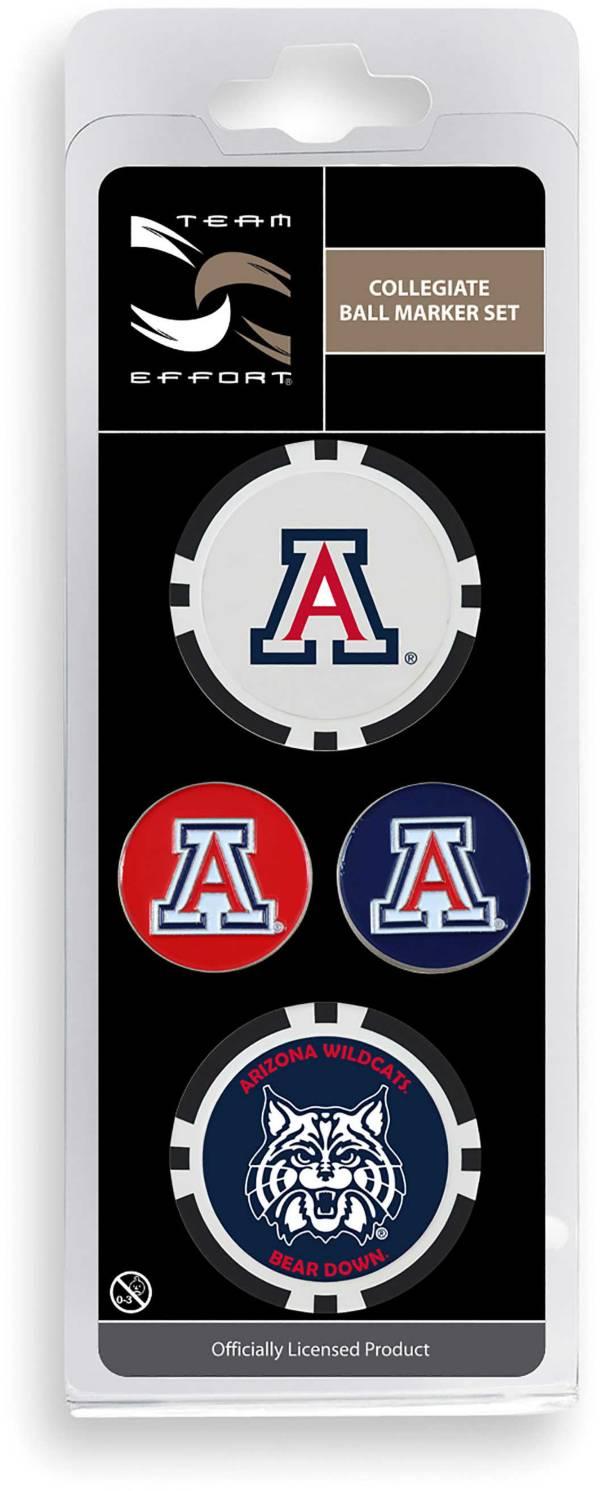 Team Effort Arizona Wildcats Ball Marker Set product image