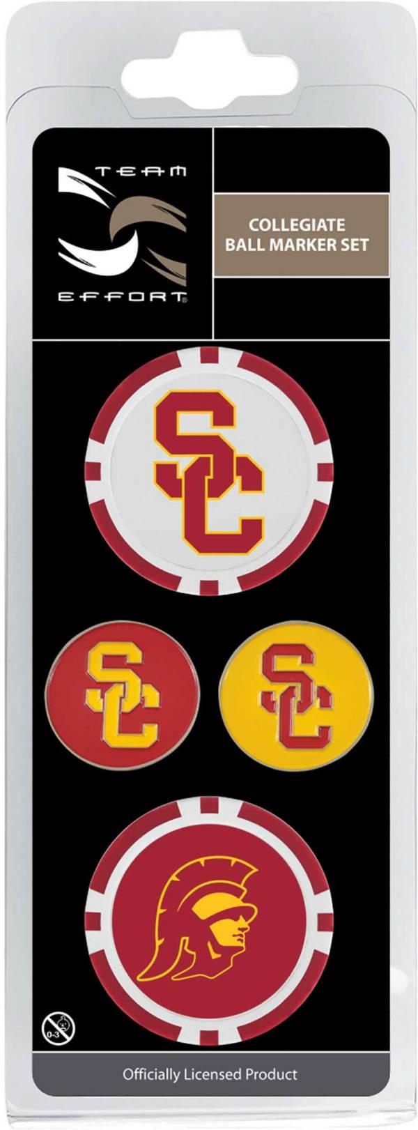 Team Effort USC Trojans Ball Marker Set product image
