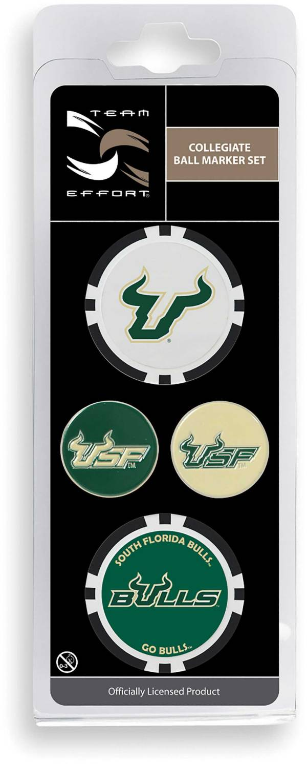 Team Effort South Florida Bulls Ball Marker Set product image