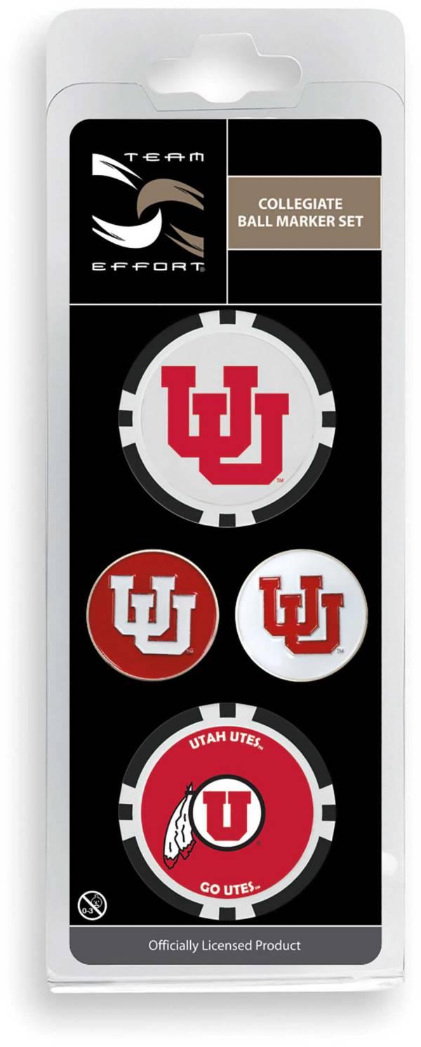 Team Effort Utah Utes Ball Marker Set product image