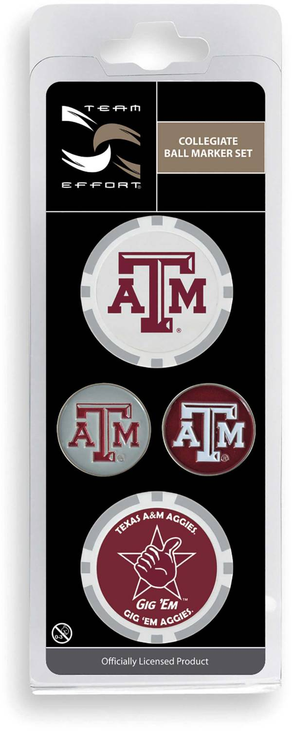 Team Effort Texas A&M Aggies Ball Marker Set product image