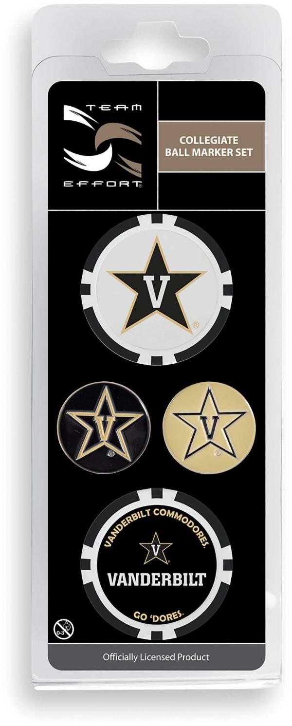 Team Effort Vanderbilt Commodores Ball Marker Set product image