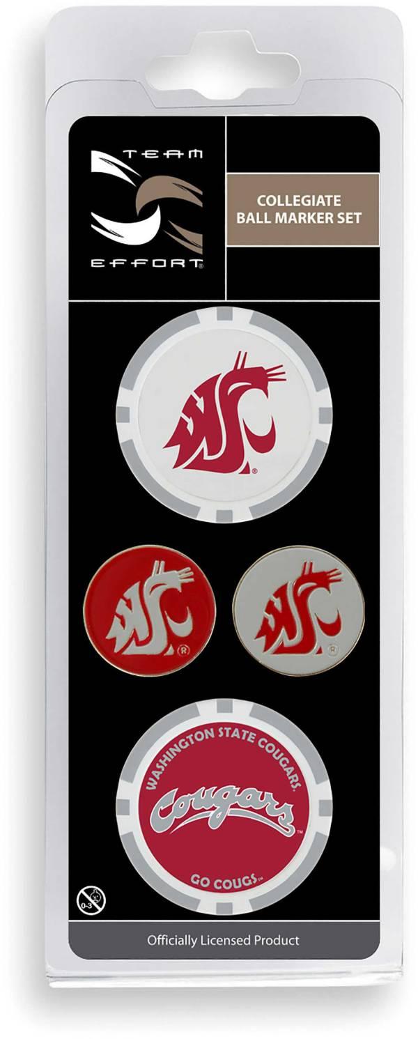 Team Effort Washington State Cougars Ball Marker Set product image