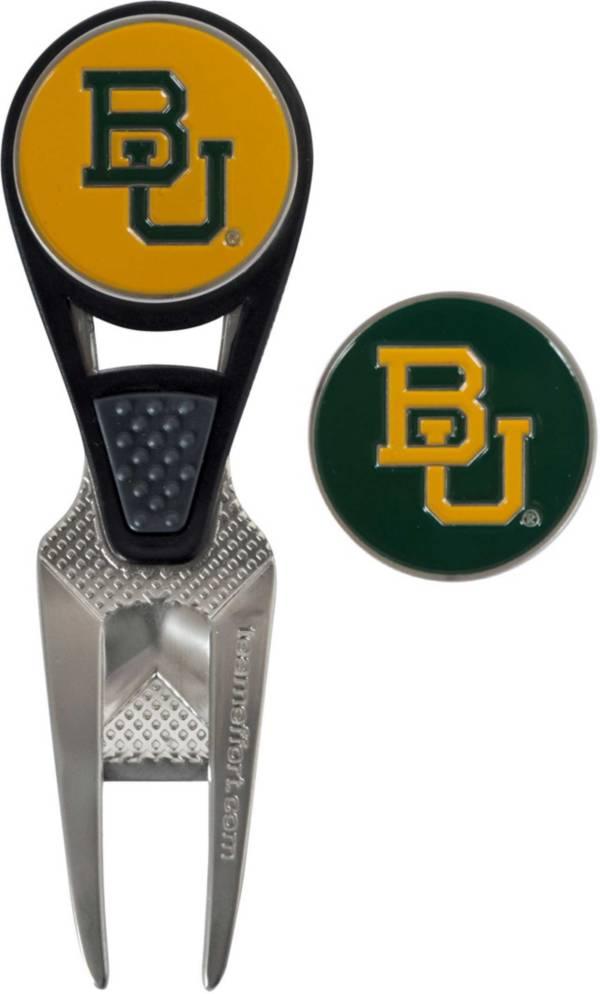 Team Effort Baylor Bears CVX Divot Tool and Ball Marker Set product image