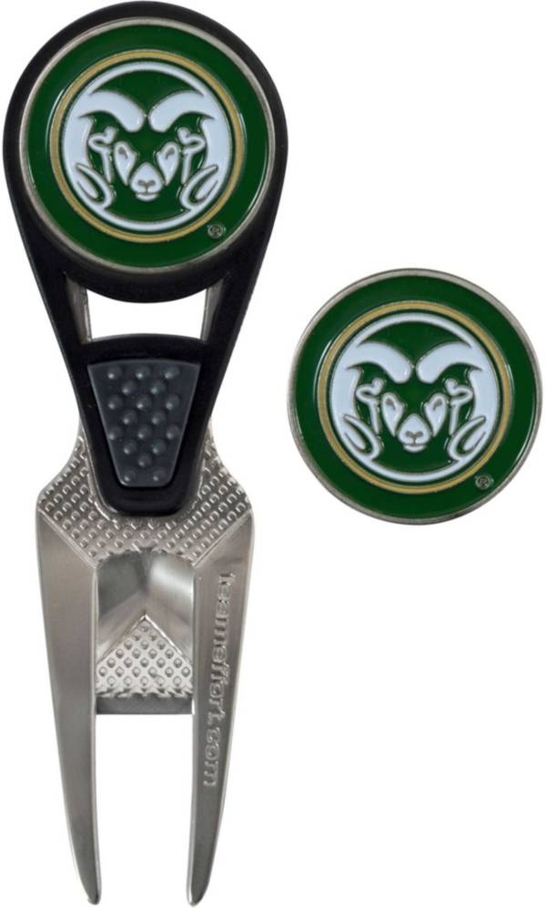 Team Effort Colorado State Rams CVX Divot Tool and Ball Marker Set product image