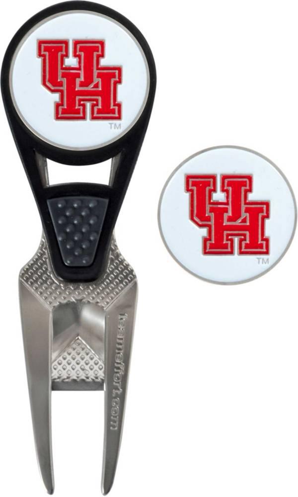 Team Effort Houston Cougars CVX Divot Tool and Ball Marker Set product image