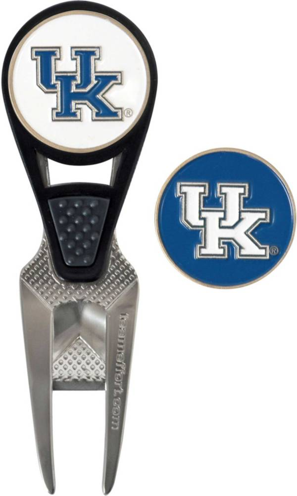 Team Effort Kentucky Wildcats CVX Divot Tool and Ball Marker Set product image
