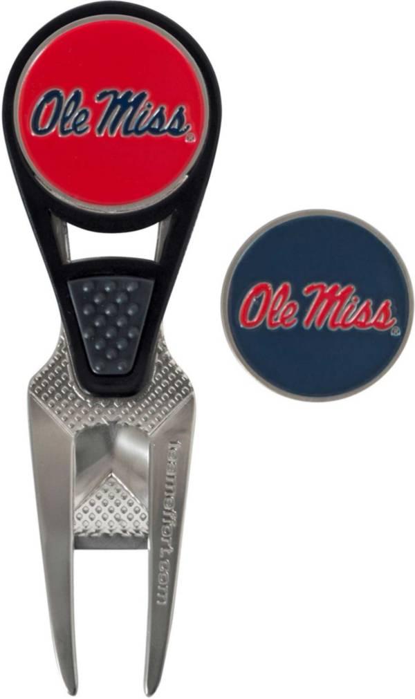 Team Effort Ole Miss Rebels CVX Divot Tool and Ball Marker Set product image