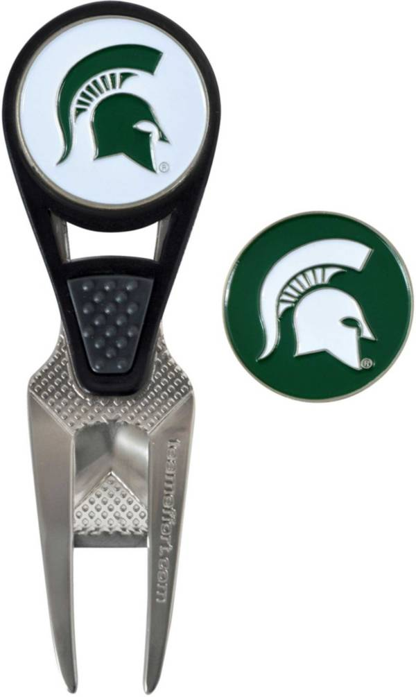 Team Effort Michigan State Spartans CVX Divot Tool and Ball Marker Set product image