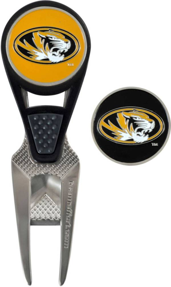 Team Effort Missouri Tigers CVX Divot Tool and Ball Marker Set product image