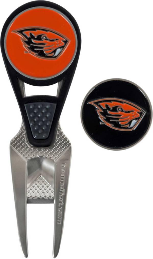 Team Effort Oregon State Beavers CVX Divot Tool and Ball Marker Set product image