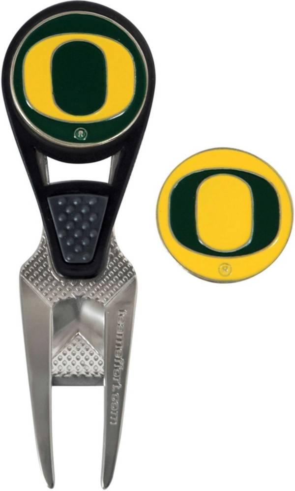 Team Effort Oregon Ducks CVX Divot Tool and Ball Marker Set product image