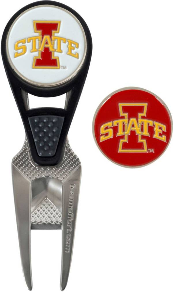 Team Effort Iowa State Cyclones CVX Divot Tool and Ball Marker Set product image