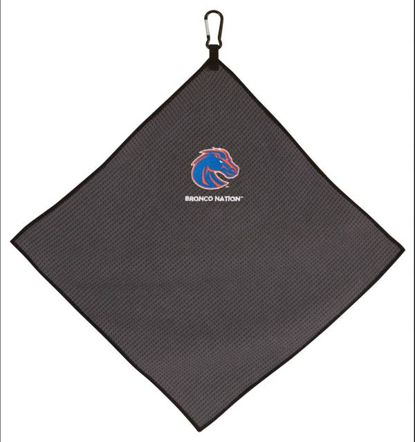 "Team Effort Boise State Broncos 15"" x 15"" Microfiber Golf Towel product image"