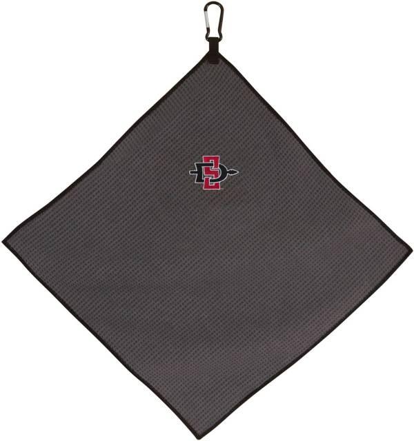 "Team Effort San Diego State Aztecs 15"" x 15"" Microfiber Golf Towel product image"