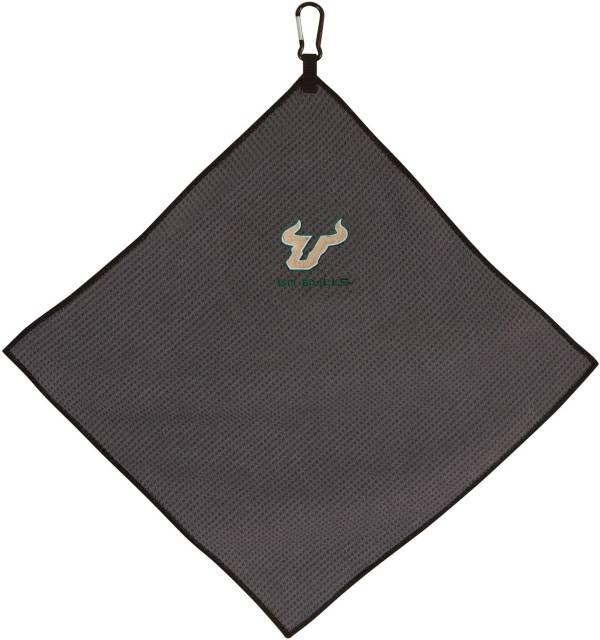 "Team Effort South Florida Bulls 15"" x 15"" Microfiber Golf Towel product image"