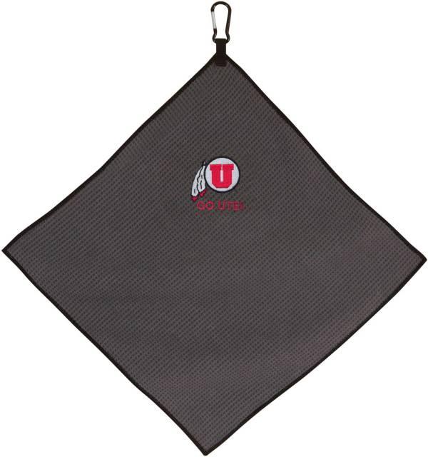 "Team Effort Utah Utes 15"" x 15"" Microfiber Golf Towel product image"