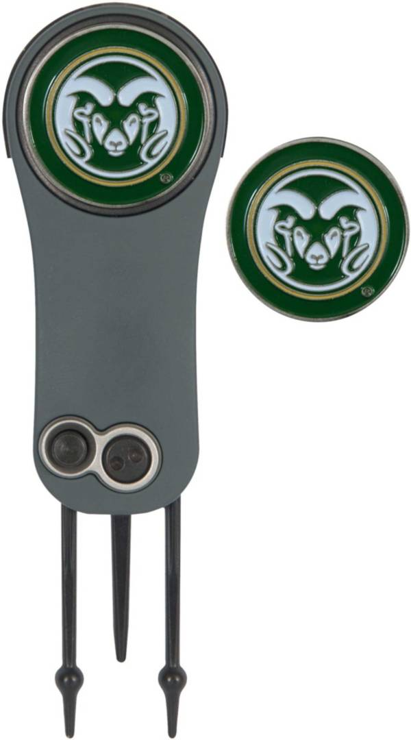 Team Effort Colorado State Rams Switchblade Divot Tool and Ball Marker Set product image