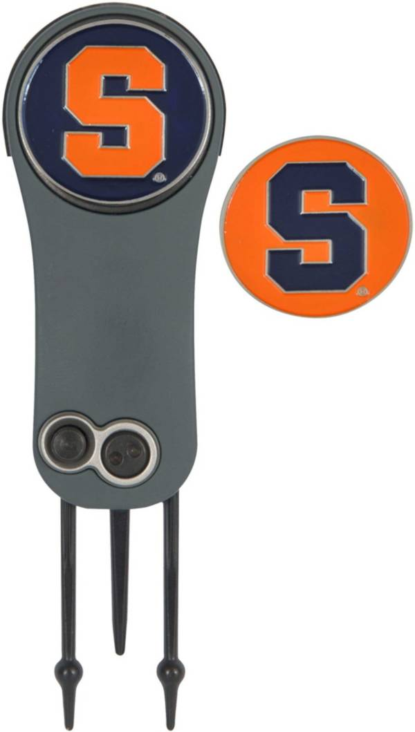 Team Effort Syracuse Orange Switchblade Divot Tool and Ball Marker Set product image